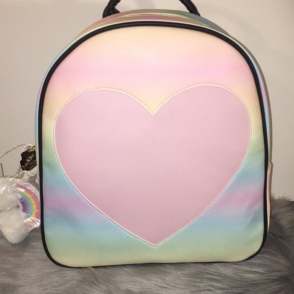 Betsey Johnson Bags   Ombr Backpack   Poshmark 7eb8fa7b3e
